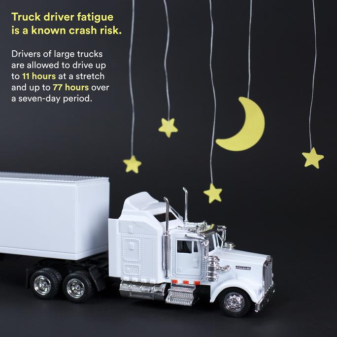 Truck Driver Stats