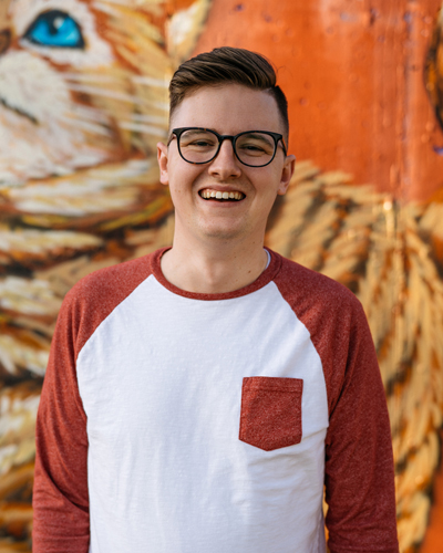 Richard Meyer, Social Media Coordinator