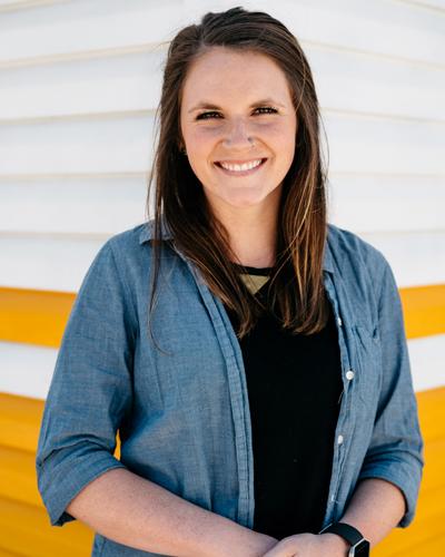 Whitney Thomas, Graphic Designer