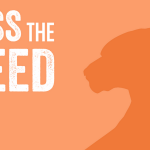 A portion of the Guess the Breed graphic created for Evolve Pet Food.
