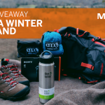 "Down the 'Chute: ""Winter Wonderland"" Instagram Giveaway for Merrell"